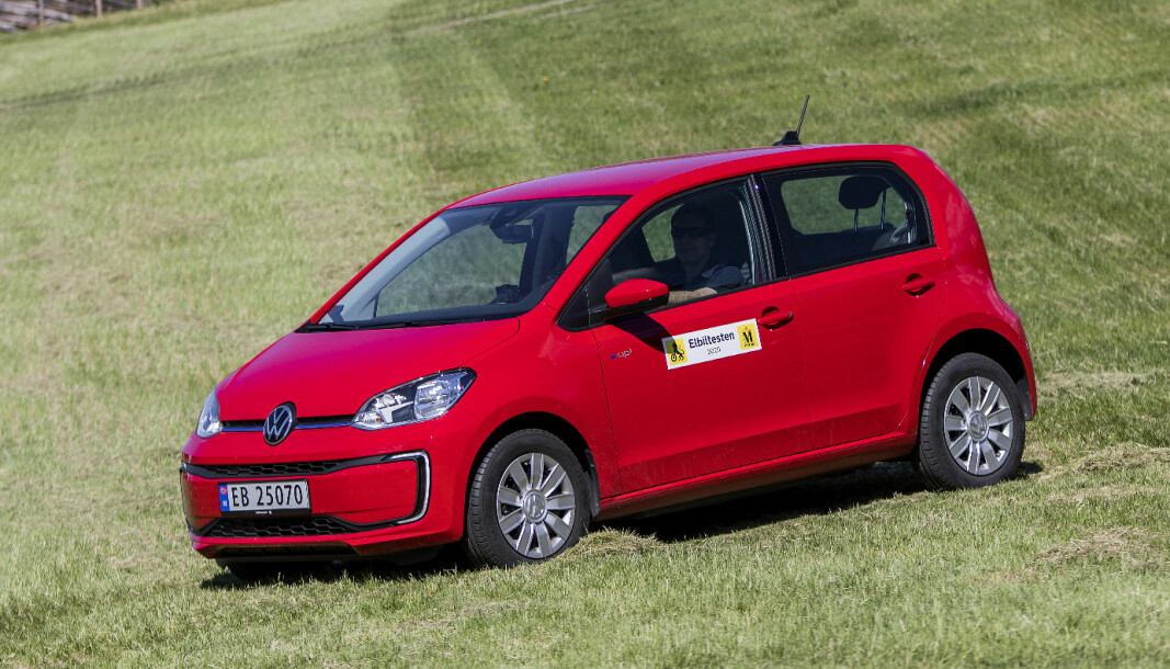 <b>KLARER LANGTUR:</b> VW e-Up!