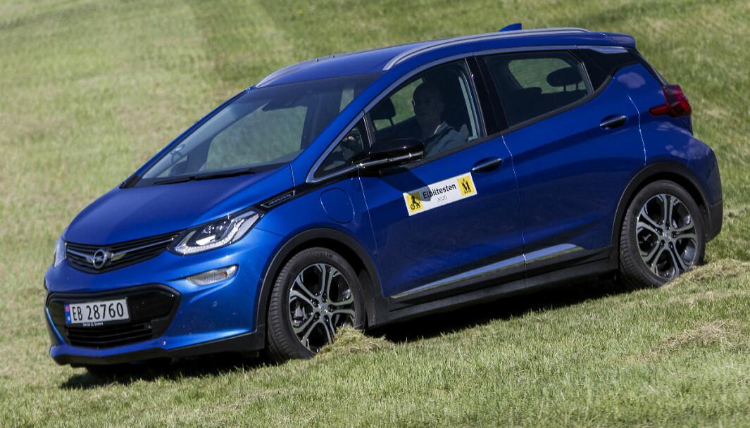 Opel Ampera-e: Som natt og dag