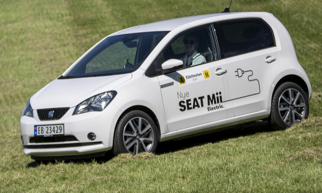 Seat Mii Electric: Mil for pengene