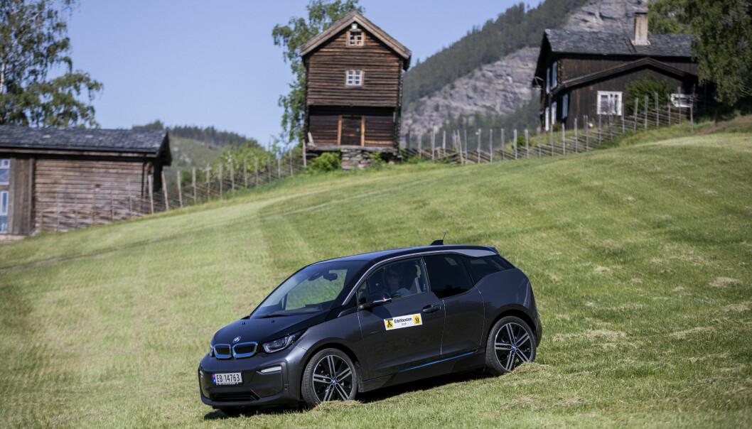 IMPONERER: BMW i3