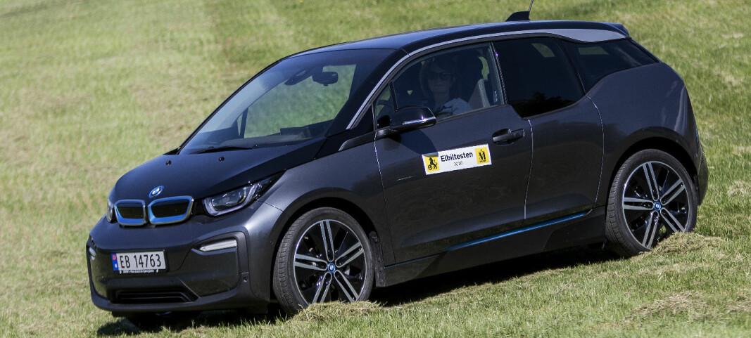 BMW i3 i rekkeviddetest: Påliteligheten selv