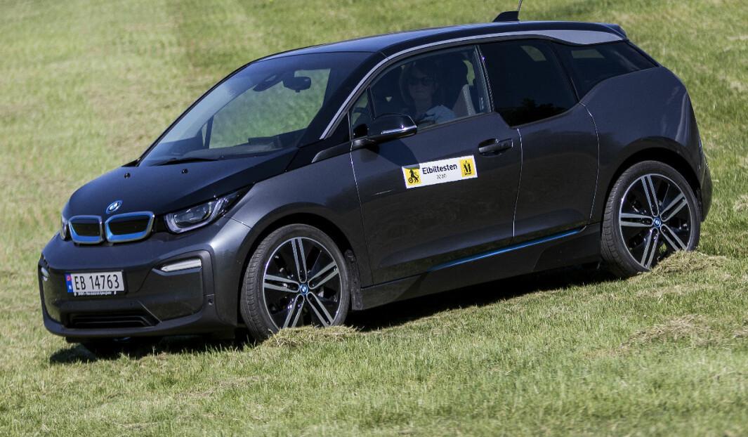 BMW i3: Påliteligheten selv