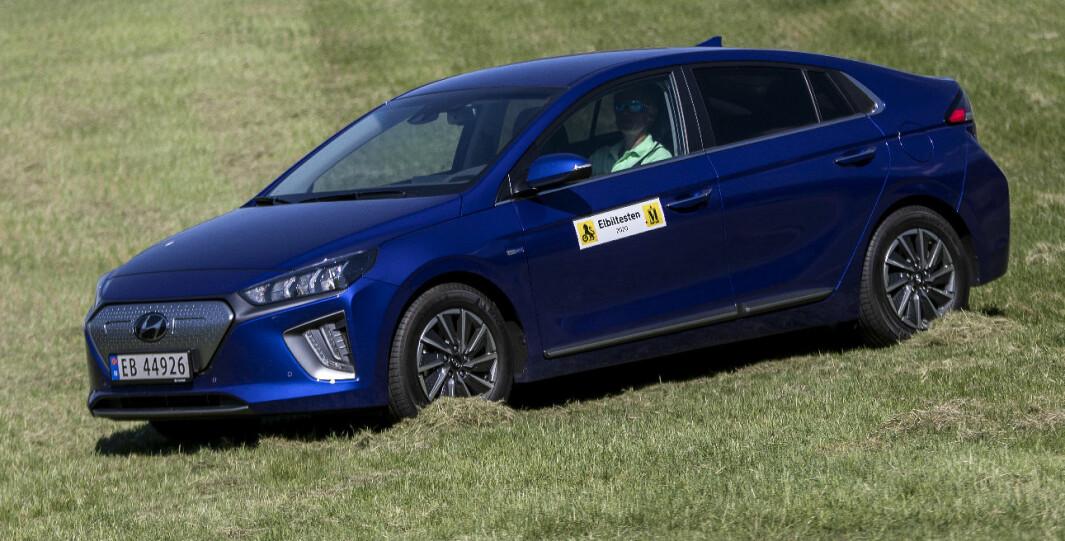 Hyundai Ioniq: Med stayerevner