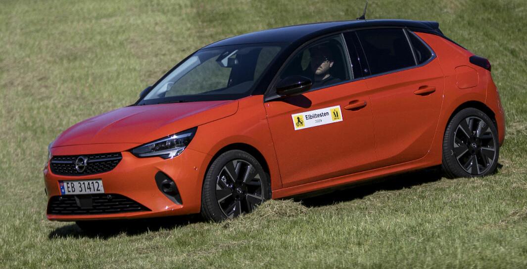 Opel Corsa-e: Vokser med oppgavene
