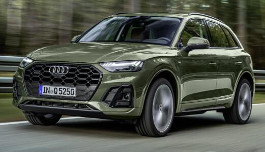 Audi fornyer ladbar stor-SUV