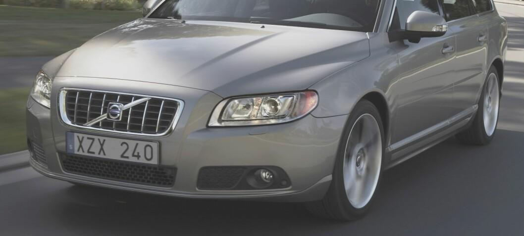 Volvo kaller tilbake 84.000 biler i Norge