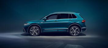 Se bildene av VWs nye elektriske SUV