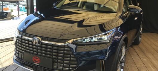100.000 billigere enn Audi e-tron