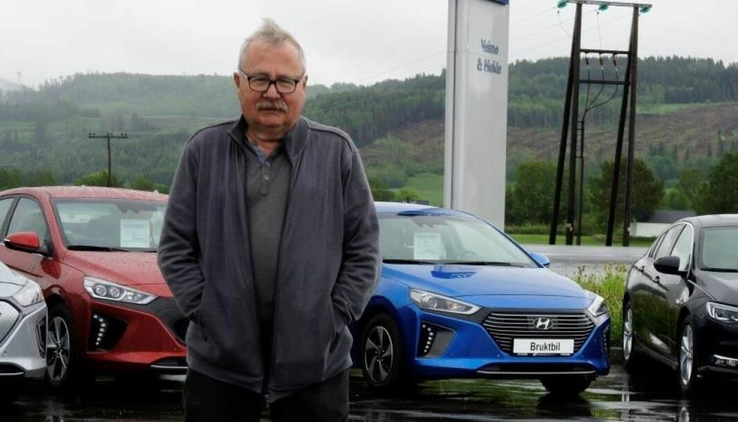 <b>NAF-TEST, TAKK:</b> Jon Winding-Sørensen i Bilforlaget.