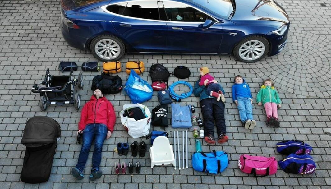 LITT AV HVERT: Hva har vi egentlig i bagasjerommet? Vi har spurt – og fått gode svar.