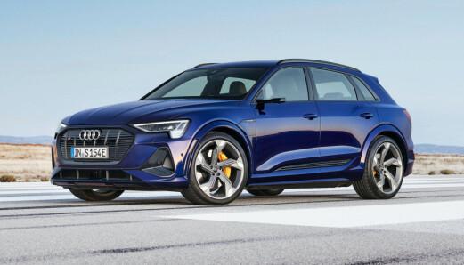 – Neste år får Audi e-tron 60 mil rekkevidde