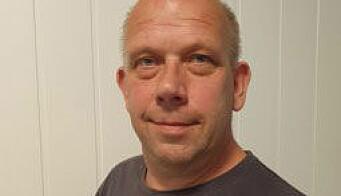 BOBIL-KJØPER: Rolf Arne Haugland