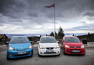 VW, Skoda og Seat planlegger nytt trilling-rush