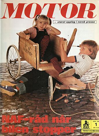 <b>1980:</b> Mer siste nytt om olabiler.