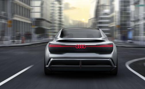 Audi utvikler nytt elektrisk flaggskip