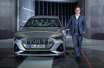 Audi-sjefens elbil-spådom vekker kraftig oppsikt