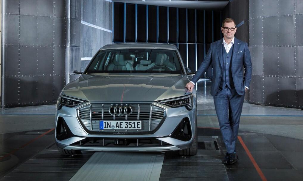 <b>STADIG MER MEKTIG:</b> Audis relativt ferske toppsjef Markus Duesmann får ansvaret for programvare i VW-konsernet.