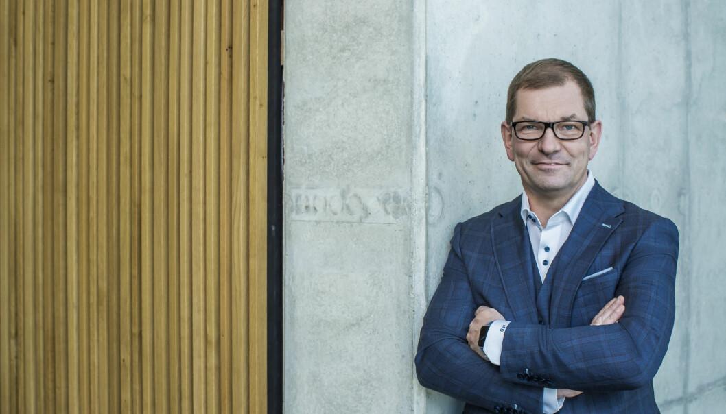 TOPPSJEF: Audis nye leder Markus Duesmann