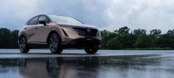 Nissan setter elbilene på slankekur