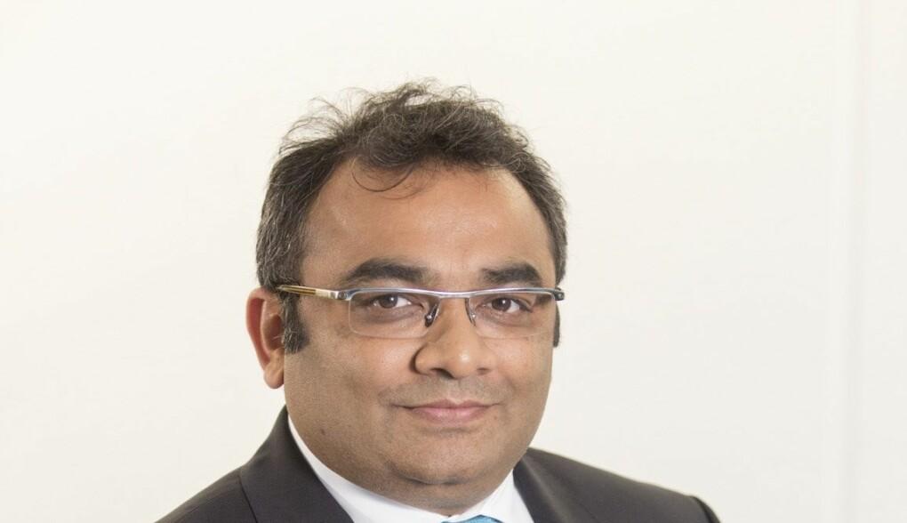 <b>NISSAN-SJEF: </b>Viseadministrerende direktør Aswani Gupta.
