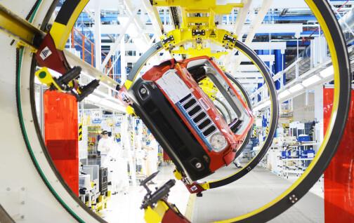 Verdens fjerde største bilprodusent? Stellantis!