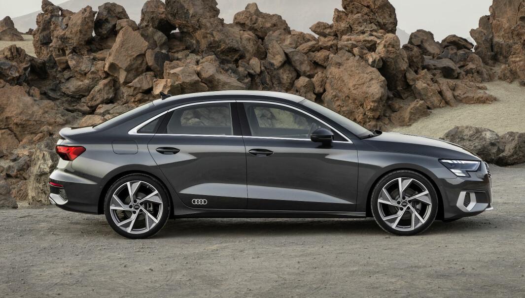 <b>SE DEN!</b> Audi A3 Sedan.