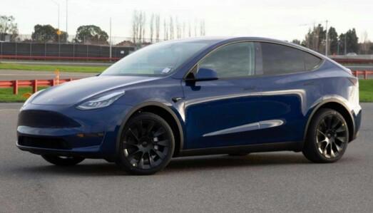 <b>TESLA MODEL Y.</b> Helelektrisk.Batteri 75 kWt. Rekkevidde opptil 505 km. Pris fra 534.900 kroner. 4WD: Ja. Tilhengerfeste: Ja, 1.600 kg.