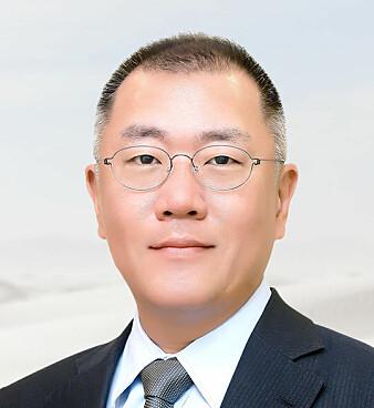 <b>AMBISIØS: </b>Euisun Chung er toppsjef i den mektige Hyundai-gruppen.