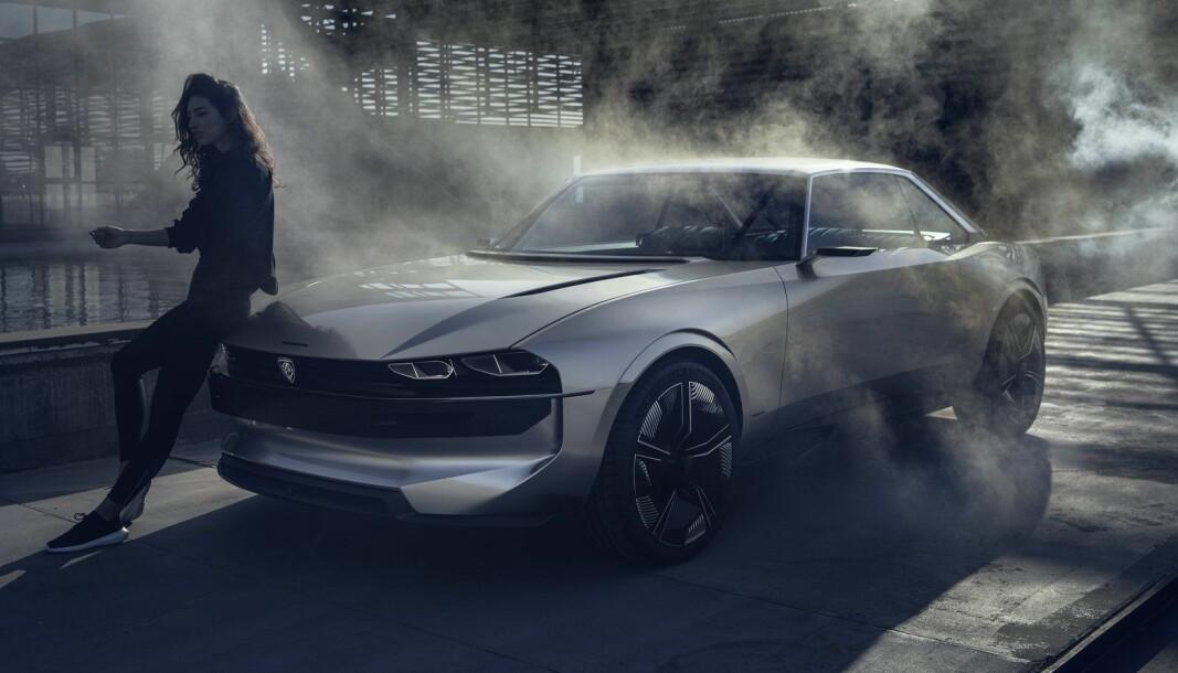 <b>NESTE GENERASJON: </b>Peugeot-konsernet (PSA) skal introdusere en egen elbilplattform i 2023.