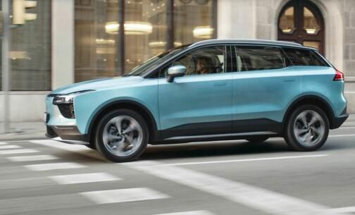 Ny elektrisk SUV i salg