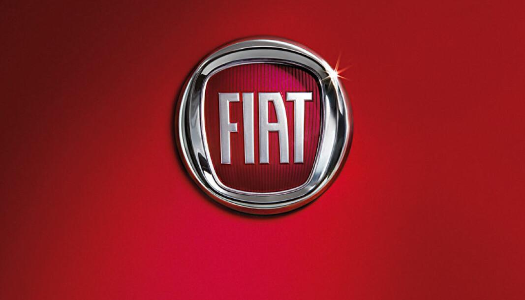 GRANSKES: Tyske myndigheter etterforsker utslippsjuks hos Fiat.