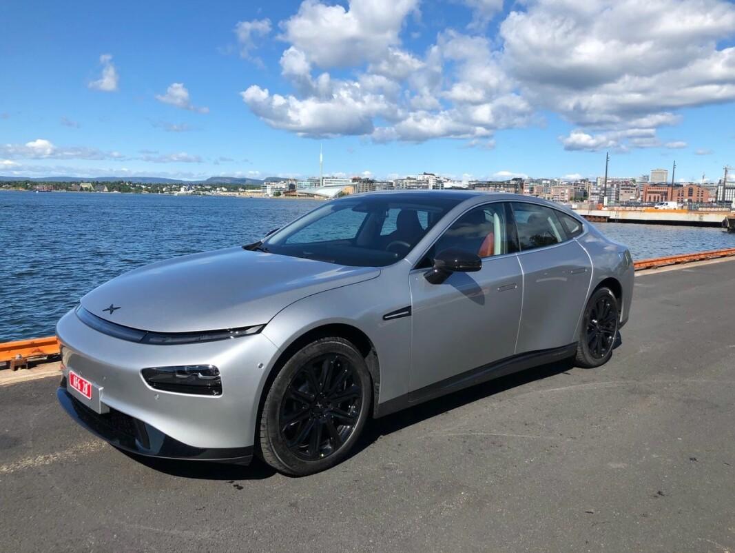 Imponerende bra Tesla-konkurrent