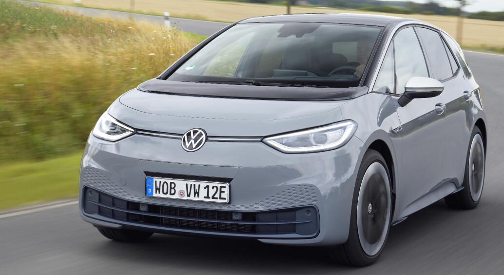 Dette er trikset som hindrer at VW ID.3 nekter å starte