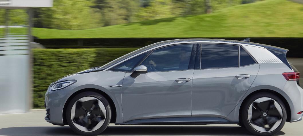 ID.3 kåret til «Årets bil» av danske eksperter