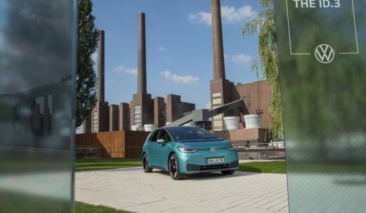 2000 el-folkevogner løftet VW til salgstoppen