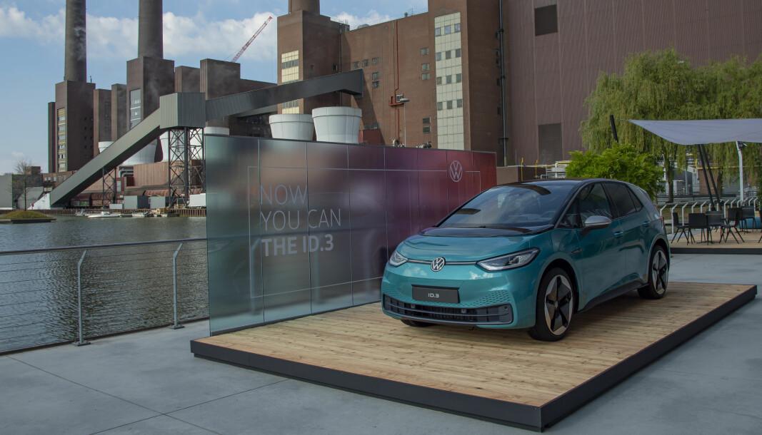 PROBLEMER: Volkswagen ID.3 har blitt kjempepopulær, men en del kunder har også problemer med den.