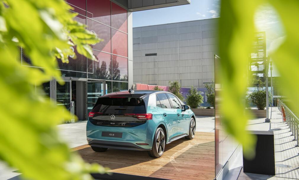 VW-registreringene i fritt fall etter ID.3-problemer