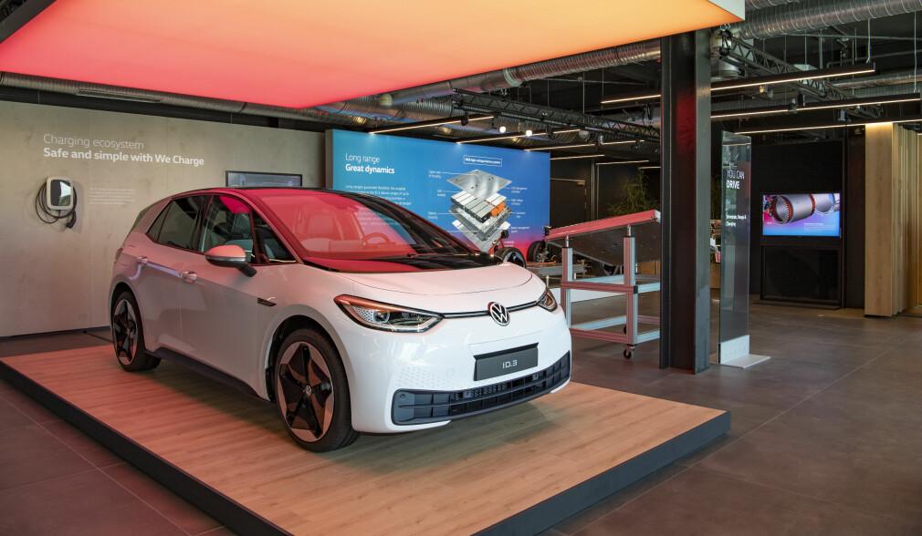 Selger heller diesel-Golf enn elektriske ID.3