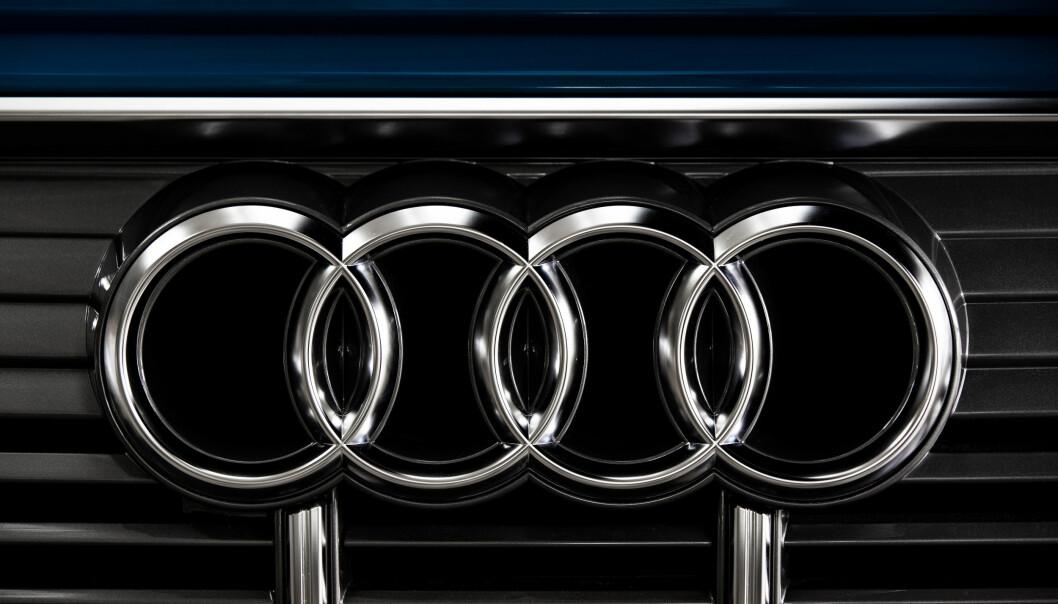 DE FIRE RINGENE: Audi