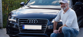 Hvem er det egentlig som kjører Audi?