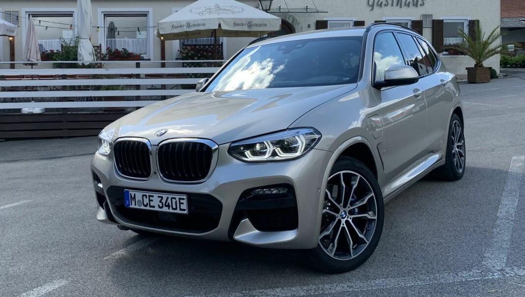 LADBAR SUKSESS: Vi har kjørt den ladbare versjonen av BMWs bestselgende SUV.