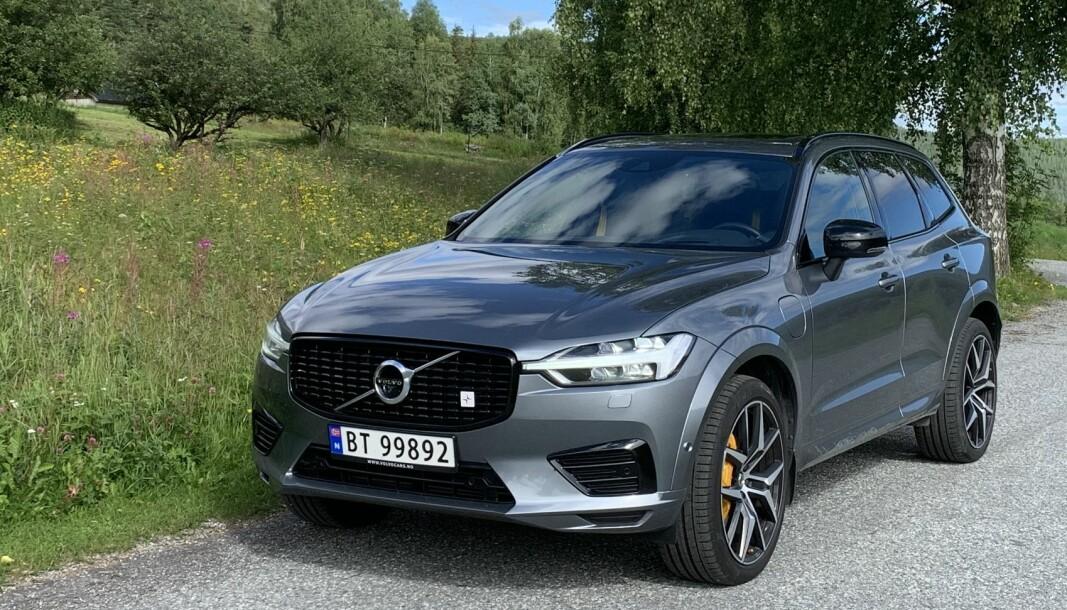 <b>TILBAKEKALLES:</b> Volvo XC60 må på verksted for å få sjekket vindusviskerfestene.