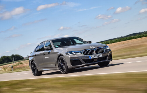 Gnistrende god femmer fra BMW