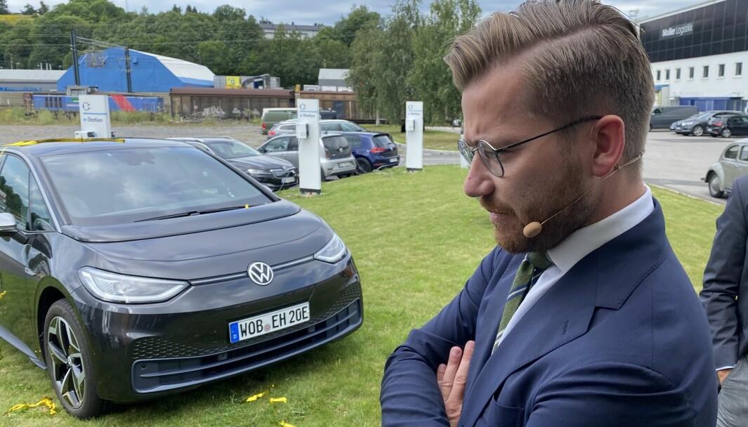 GODE (STATS)RÅD ER DYRE: I øyeblikket er det ikke flertall for klimaminister Sveinung Rotevatns forslag om økt CO2-avgift.