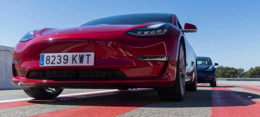 Elbilsalget til værs, men Tesla-salget stuper i Europa