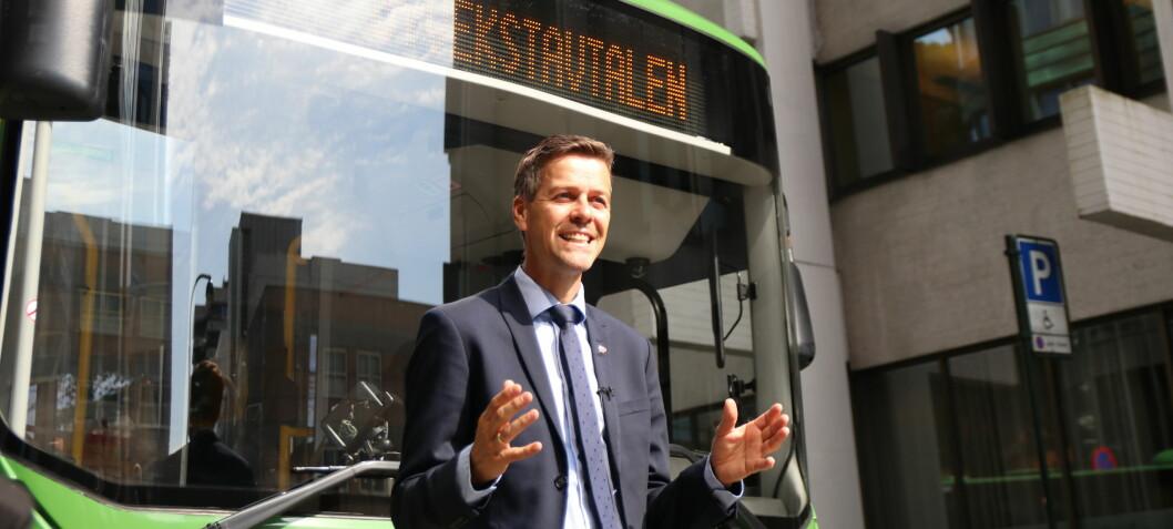 Hareide ber EU følge norsk oppskrift