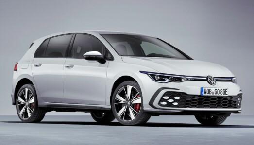 <b>VW GOLF GTE. </b>Ladehybrid. Bensin turbo + elmotor. Effekt: 245 hk