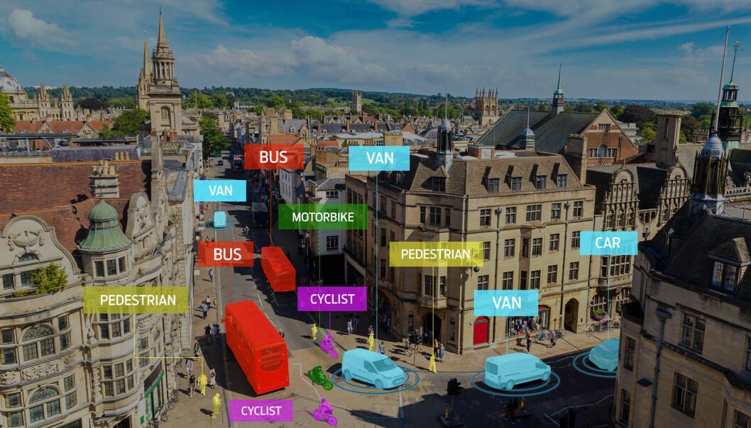 ANALYSER: Oppkoblede kjøretøy og sensorer i veibanen skal lese trafikkbildet og redusere ulykkersrisikoen.