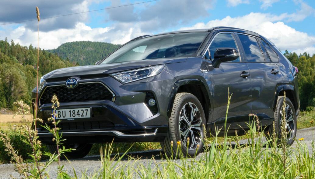 Toyota RAV4 ladbar hybrid