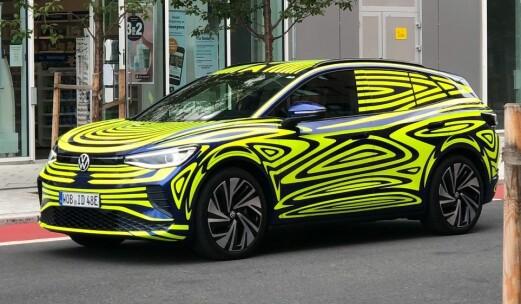 VW med gigantambisjoner for sin nye el-SUV